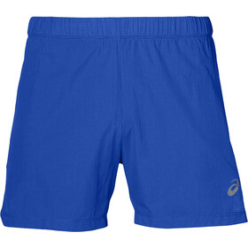 "asics Cool 2-N-1 5"" Shorts Herren illusion blue"